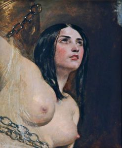 William Etty - Andromeda