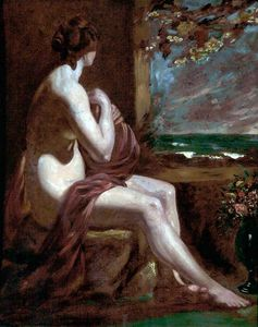 William Etty - Study From Life