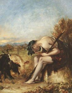 William Etty - The Prodigal Son