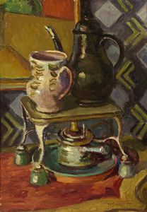Duncan Grant - The Coffee Pot