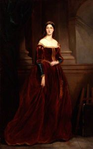 Francis Grant - Louisa Anne, Nee Stuart, Marchioness Of Waterford