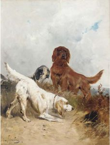 Henry Schouten - Setters On The Scent