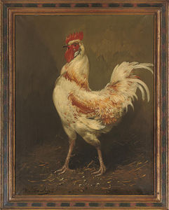 Henry Schouten - The Cock Of The Roost