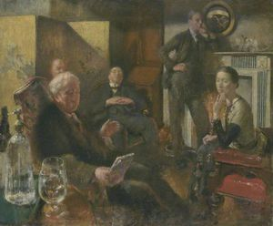 Henry Tonks - Saturday Night In The Val..