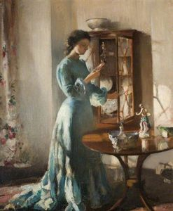 Henry Tonks - The China Cabinet