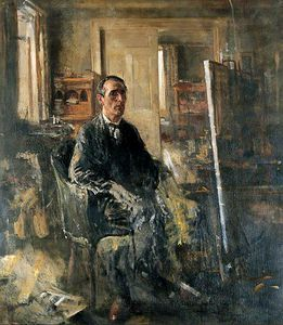 Henry Tonks - Walter Westley Russell