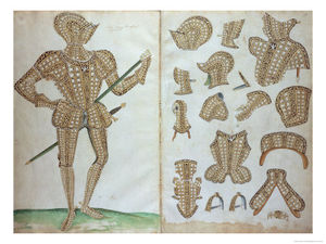 Jacobe Halder - Halder Suit Of Armour For Sir ..