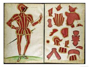 Jacobe Halder - Halder Suit Of Armour For The ..