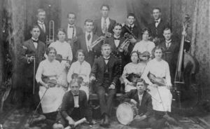 John Bushnell - Musical Group, Maryborough,