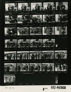 John Bushnell - The Photo Contact Sheet