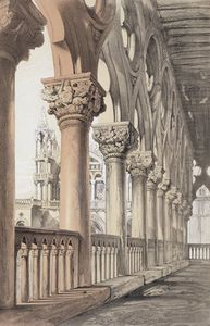 John Ruskin - The Ducal Palace