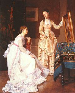 Albert Roosenboom - Elegant Connoisseurs
