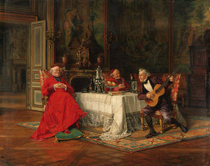 Alfred Charles Weber - The Musical Interlude -