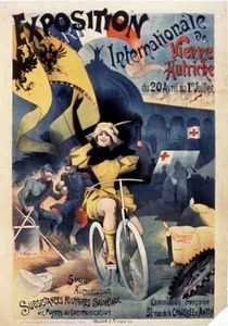 Alfred Choubrac - Poster For The 'internati..