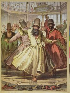 Amadeo Preziosi - Dancing Dervishes