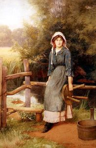 Charles Edward Wilson - At The Stile