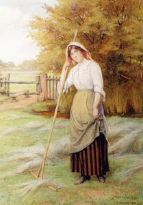 Charles Edward Wilson - Harvest Girl