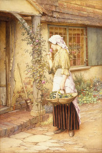 Charles Edward Wilson - The Sweetest Rose