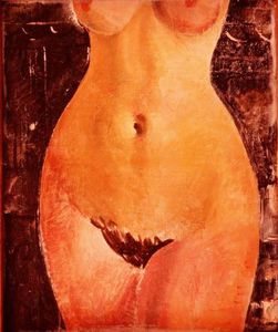 Christopher Wood - Nude