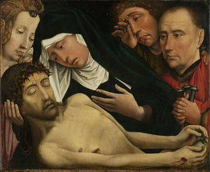 Colijn De Coter (Colyn Va.. - The Lamentation Of Christ