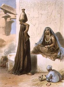 Émile Prisse D-avennes - Women Of Middle Egypt