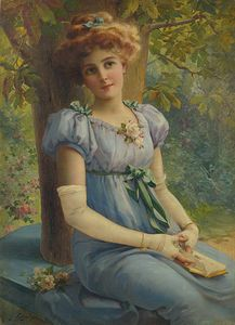 Emile Vernon - A Sweet Glance