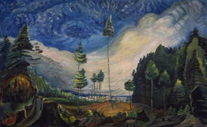Emily Carr - Logger's Cull