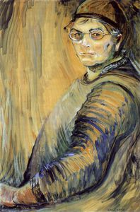 Emily Carr - Self Portrait