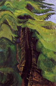 Emily Carr - Trees Love To Toss And Sw..
