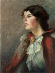 George William Russell - Miss Elizabeth Young