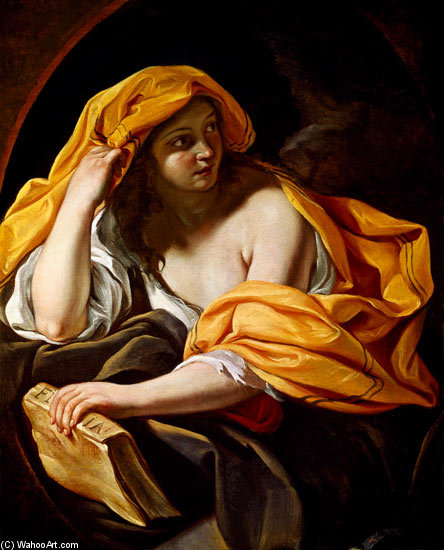 Allegory Of Philosophy by Giacinto Brandi (1621-1691, Italy)
