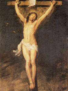 Gortzius Geldorp - Christ On The Cross