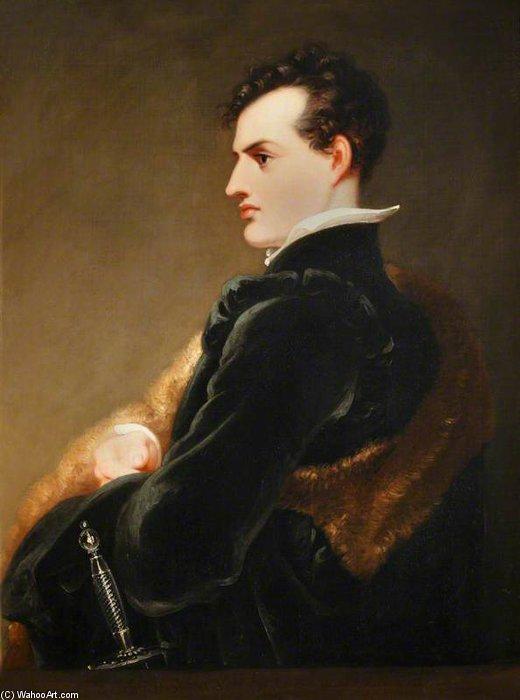 a short biography of george gordon lord byron
