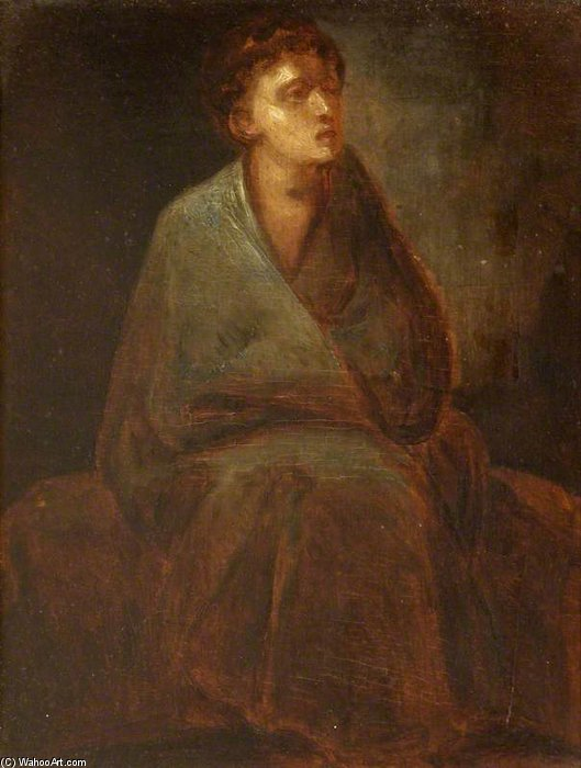 Poor Kate by Thomas Barker (1769-1847, United States)