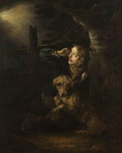 Thomas Barker - Sheltering From The Storm