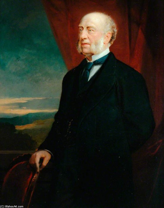 Sir Henry Ripley by Thomas Barker (1769-1847, United States)