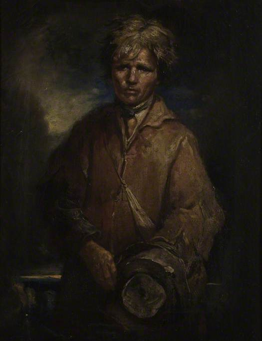The Rustic Boy by Thomas Barker (1769-1847, United Kingdom)