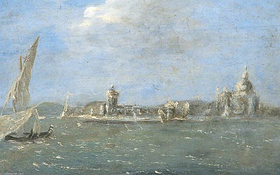 View Of Venice by Thomas Barker (1769-1847, United Kingdom)
