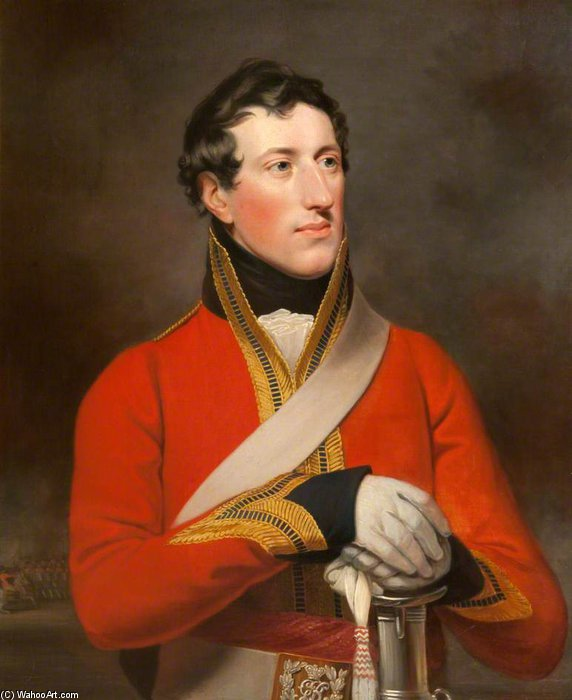 Captain Henry Gee Boulders Barnard by William Owen (1769-1825, United Kingdom)