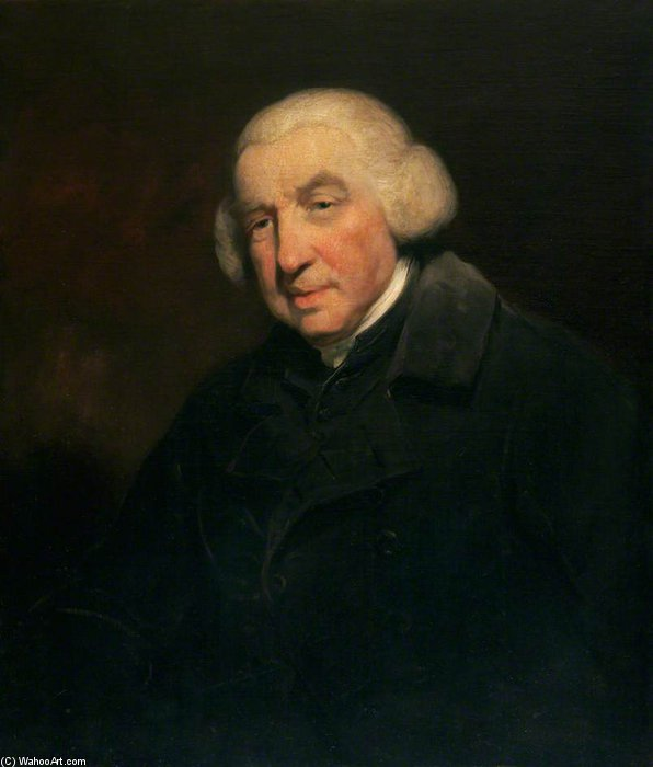 Dr Howard Of Knutsford by William Owen (1769-1825, United Kingdom)