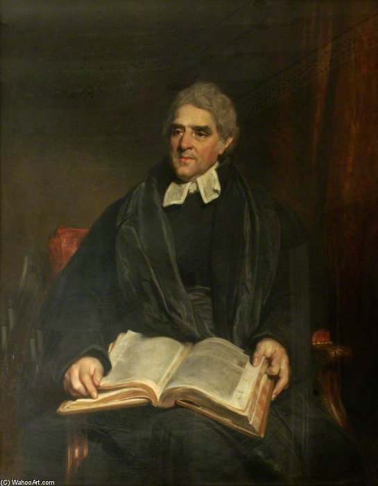 Dr Phineas Pett, Principal by William Owen (1769-1825, United Kingdom)