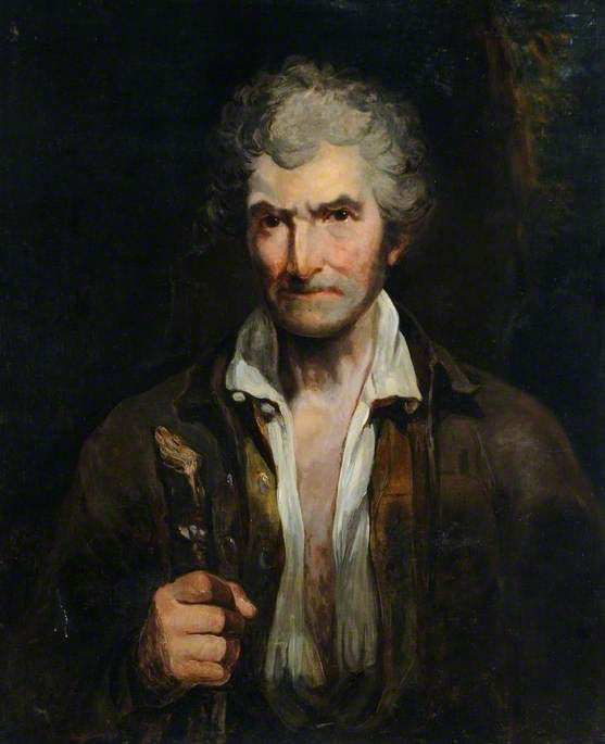 John Kemble In 'the Stranger' by William Owen (1769-1825, United Kingdom)