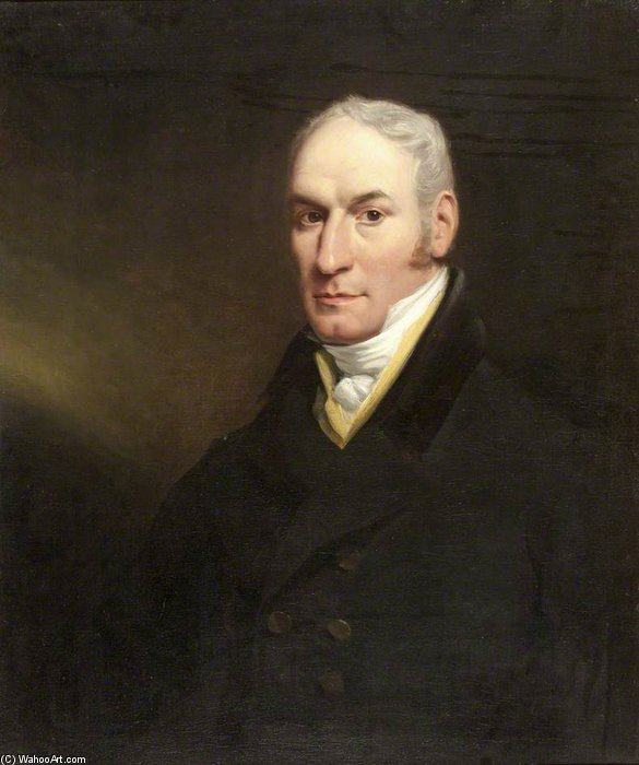 John Richardson by William Owen (1769-1825, United Kingdom)