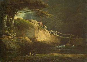 William Payne - Near Plymouth, Devon