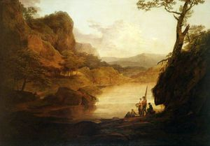 William Payne - View On The Wye