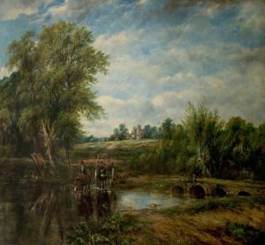 Frederick Waters (William) Watts - The Ford
