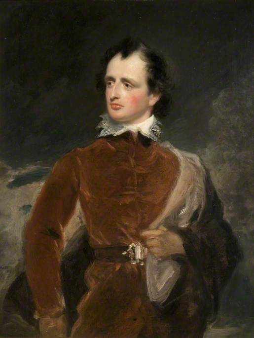 Benjamin Robert Haydon by George Henry Harlow (1787-1819, United Kingdom)