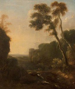 James Arthur O Connor - A Classical Landscape