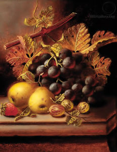 Oliver Clare - Grapes, Apples, Gooseberries, ..