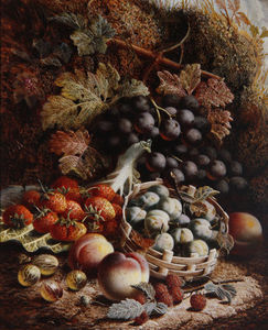 Oliver Clare - Still Life Of Fruit Ii